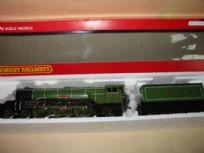 "Hornby Railways ""Flying Scotsman"" 4-6-2 Locomotive"
